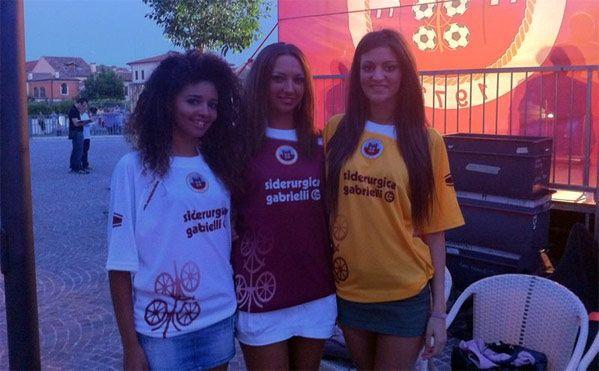 Divise Cittadella 2011-2012