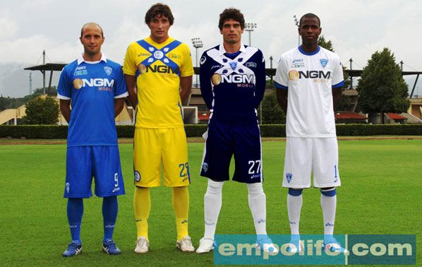 Maglie Empoli 2011-2012