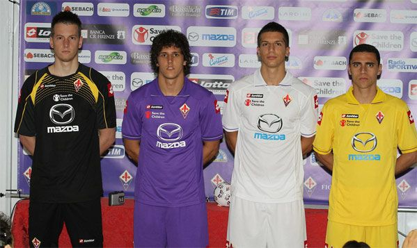 Casacche Fiorentina 2011-2012