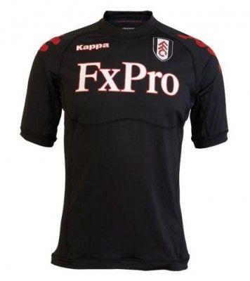Seconda maglia Fulham 2011-2012