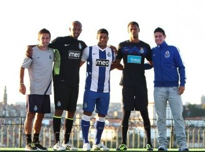 Casacche Porto FC 2011-2012