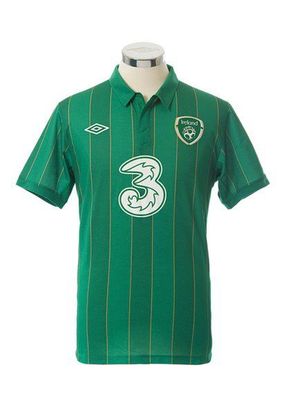 Prima maglia Irlanda 2011-2012
