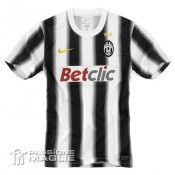 Maglia bianconera home Juventus 2011-2012 Nike