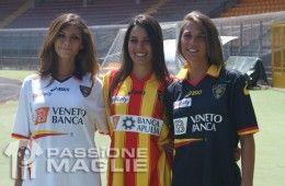 Divise Lecce 2011-2012 Asics