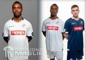 Kit Millwall 2011-2012 Macron