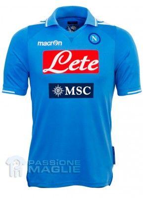 Maglia home Napoli 2011-2012