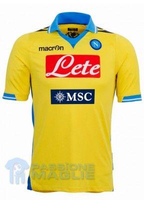 Terza divisa Napoli 2011-2012 Macron
