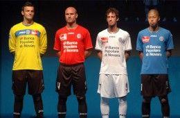 Divise Novara 2011-2012