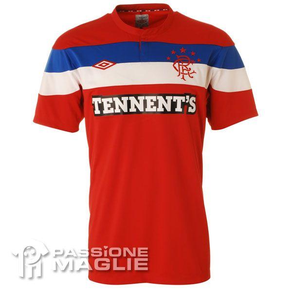 Maglia away Rangers 2011-2012 Umbro