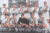 Maglia Reggiana tricolore 1961-62