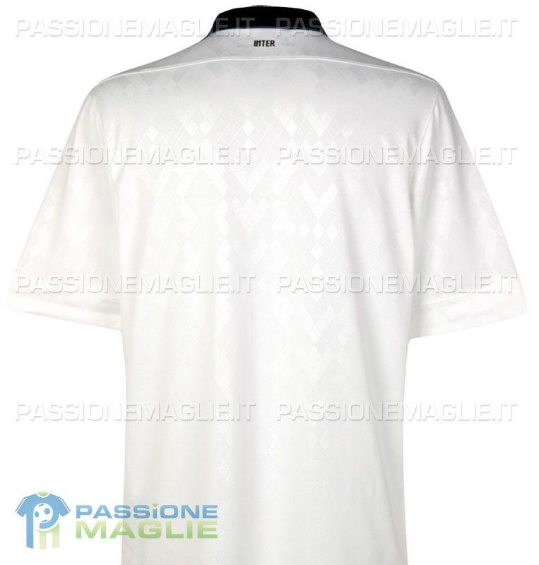 Nueva camiseta titular,suplente y de portero 11/12 del inter