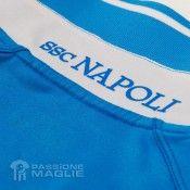 Colletto maglia Napoli 2011-2012
