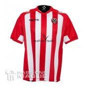 Prima maglia Sheffield United 2011-2012