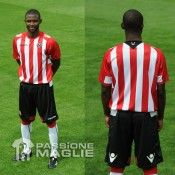 Divisa Sheffield United home 2011-2012 Macron