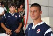 Terza maglia Bari 2011-2012