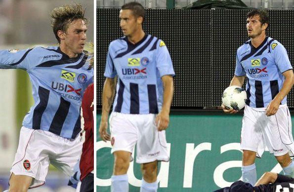 Cagliari-Albinoleffe Tim cup
