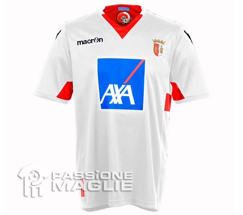 Equipamentos do Sporting de Braga 2011/12