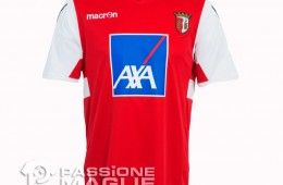 Prima maglia Sporting Braga 2011-2012