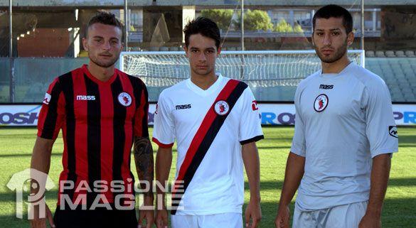 Casacche US Foggia 2011-2012
