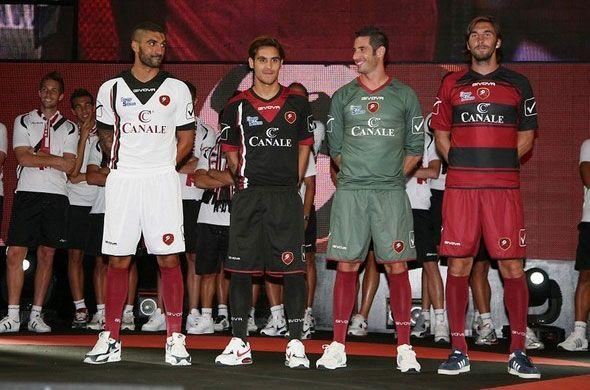 Maglie Reggina Calcio 2011-2012