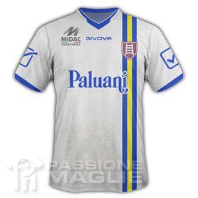 Chievo away - Paluani