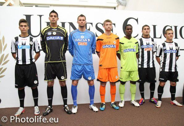 Maglie Udinese 2011-2012