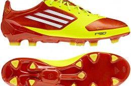 Scarpini da calcio Adidas f50 miCoach 2011-2012