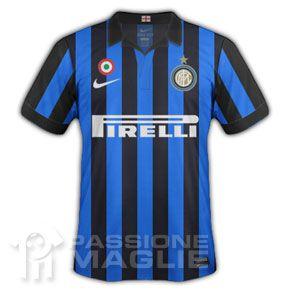 Inter prima maglia