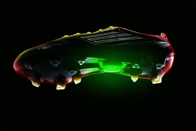 Adidas adizero f50: la scarpa da calcio intelligente | QNM