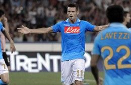Divise Napoli 2011-2012 Champions League