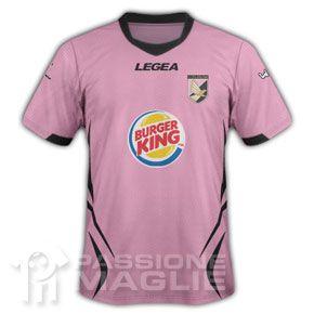 Maglia Palermo 2011-2012 Coppa Italia