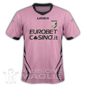 Prima maglia Palermo 2011-2012