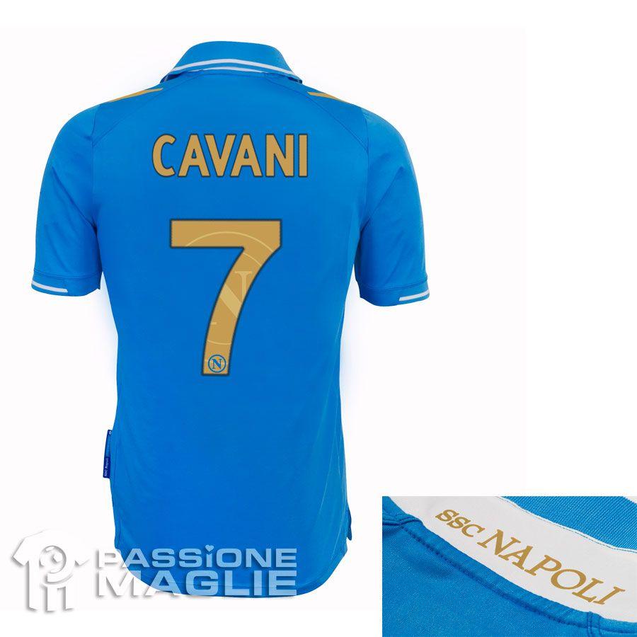 Le Maglie Del Napoli Dorate Per La Champions League 2011 2012