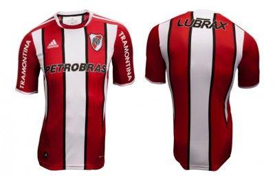 Maglia da trasferta River Plate 2011 2012