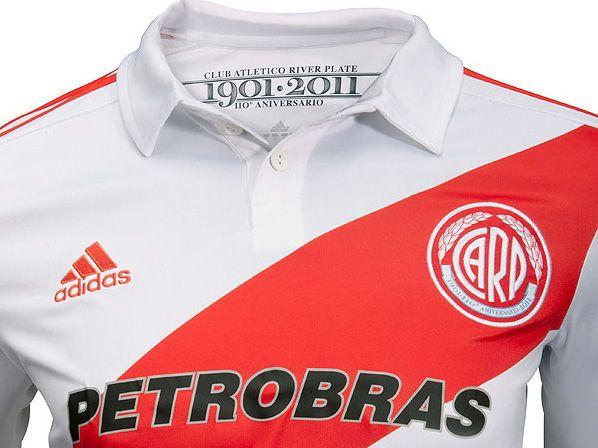 Casacca commemorativa 110 anni River Plate
