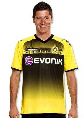La maglia speciale del Borussia Dortmund dedicata al suo stadio