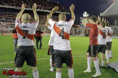 Fine partita River Plate vs Deportivo Merlo
