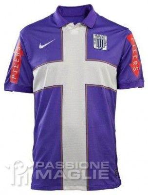 Casacca viola dell'Alianza Lima Nike