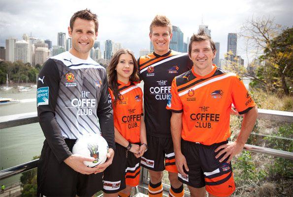 Maglie del Brisbane Roar 2011-2012