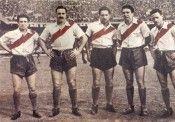 Casacca del River Plate anni '40