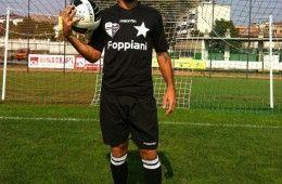 Maglie Casale con cuore nerostellato per il derby con l'Alessandria