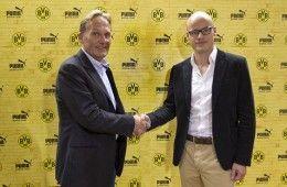Accordo ufficiale tra Puma e Borussia Dortmund