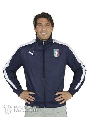 Track Jacket Italia 2012 Puma