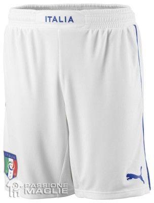 Calzoncini home 2012 Italia