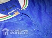 Colletto maglia Italia 2012 replica