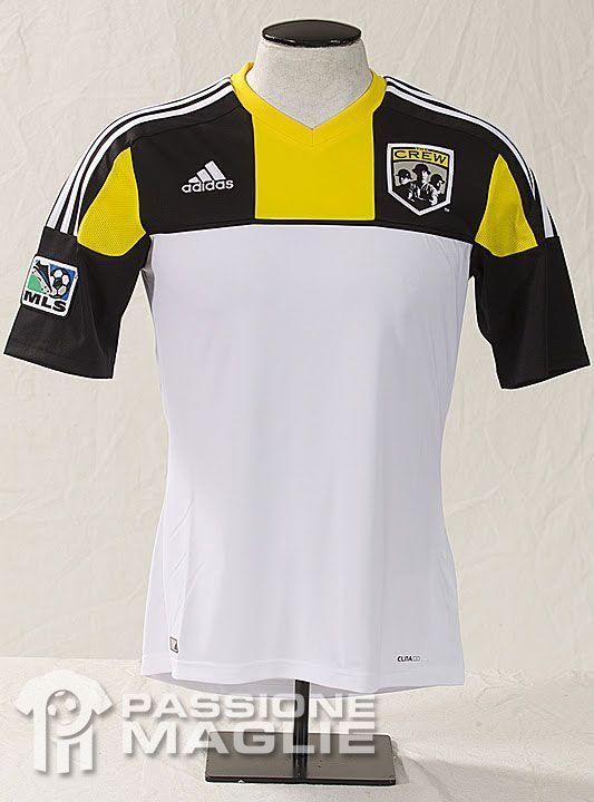 I Columbus Crew presentano le maglie per la MLS 2012
