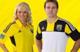 Divise Columbus Crew 2012 Adidas