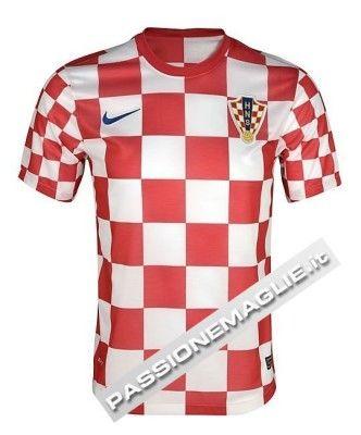 Prima divisa Croazia 2012
