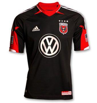 Prima maglia DC United 2012