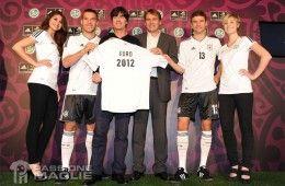 Divisa Germania per gli Europei 2012 Adidas
